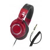Audio-Technica ATH-M50 DJ Headphones RED